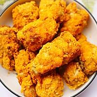 #精品菜谱挑战赛#不放一滴油的黄金炸鸡腿的做法图解23