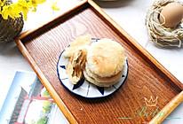 桂花糖酥饼(植物油版)#带着零食去旅行!#的做法