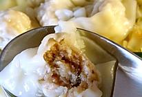 香菇猪肉馄饨的做法