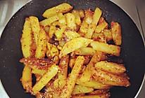 香辣土豆条的做法