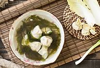 白菜鲜肉小馄饨的做法
