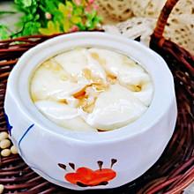 #助力高考营养餐#自制嫩滑豆腐花