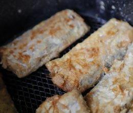~#减肥低脂#~空气炸锅版 炸带鱼的做法