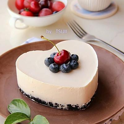 ·奥利奥冻芝士蛋糕·零失误的完美下午茶