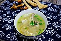 竹荪鸡汤的做法