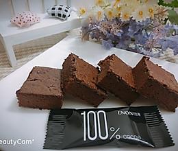 浓浓的黑巧克力蛋糕的做法