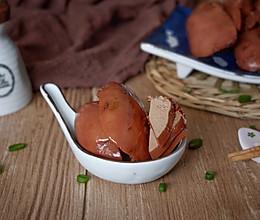 卤鸭肝#无腊味,不新年#的做法