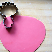 樱桃小丸子翻糖饼干的做法图解16