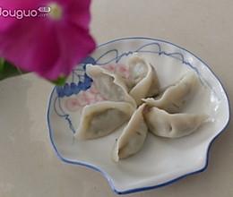 韭菜西葫芦饺子的做法