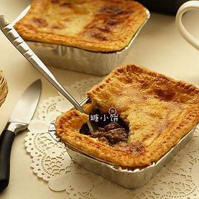 【steak pie 英式牛肉派】传统英式料理