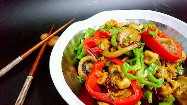 蚝油杏鲍菇口蘑-蜜桃爱营养师私厨-吃素食低卡减肥健身抗癌的做法