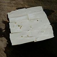 糖醋脆皮豆腐~0失败快手菜的做法图解1