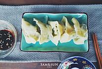 银鱼荠菜大馄饨的做法