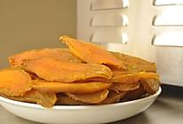 甜糯番薯干的做法