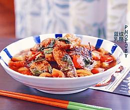 日式番茄浸鲭鱼的做法