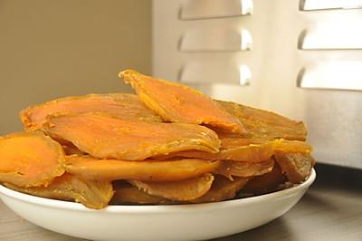 甜糯番薯干
