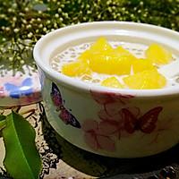 芒果椰奶西米露#美的养生壶#的做法图解8
