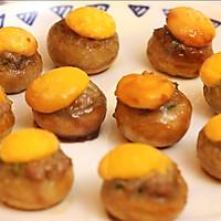 创意蘑菇酿的做法图解10