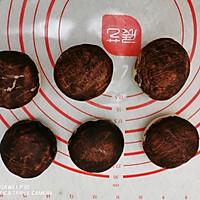 仿真香菇馒头的做法图解11