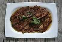 #鲜到鲜得舟山带鱼0元试吃#鲜美好吃的红烧带鱼的做法