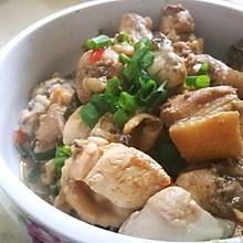 胡椒生蚝鸡煲