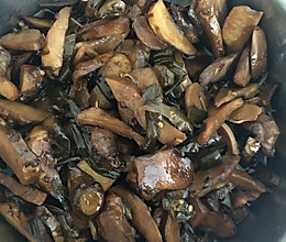 腌洋姜(俗称洋鬼子姜)的做法