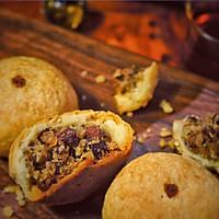 松露云腿酥饼#美的烤箱菜谱#的做法图解13