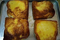 烤面包的做法