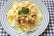 #美食视频挑战赛#日式土豆沙拉的做法
