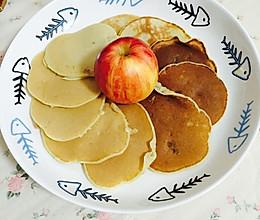 蜂蜜香蕉小饼的做法
