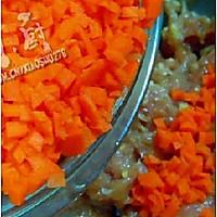 水晶鱿鱼饺的做法图解2