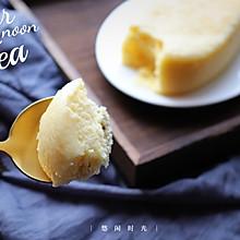 #带着零食去旅行!#轻乳酪蛋糕