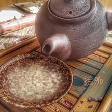炒米茶,大米也能泡茶喝