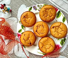 #爱好组-低筋复赛# 番薯红糖乳酪小蛋糕的做法