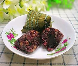 藜麦杂粮八宝粽 无蔗糖豆沙更健康的做法
