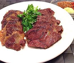 家庭卤水牛肉的制作的做法