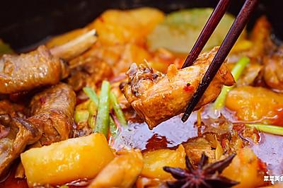 烧鸡公丨重庆特色菜