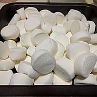 蔓越莓花生牛轧糖-棉花糖版的做法图解4