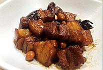 焦蒜红烧肉的做法