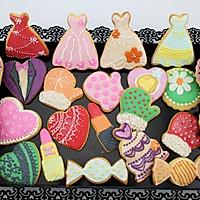 蛋白糖霜饼干的做法图解9