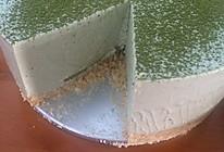 抹茶慕斯蛋糕的做法