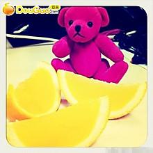 下午茶小甜点-香橙果冻