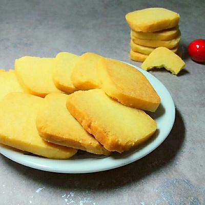 植物油饼干~清淡酥脆