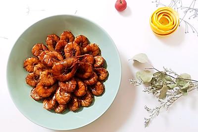 海派油焖虾