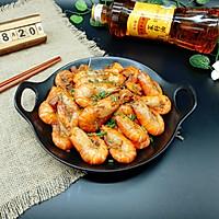 油爆虾#金龙鱼外婆乡小榨菜籽油 最强家乡菜#的做法图解23