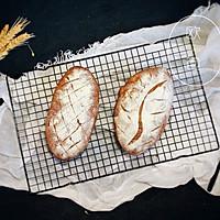 蜜豆核桃bread的做法图解16