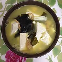 海带豆腐汤的做法图解9