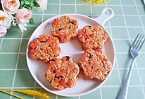 花朵午餐肉饭团