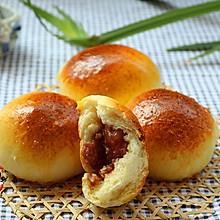 蜜汁叉烧包#东菱云魔法云面包机#