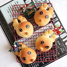 #精品菜谱挑战赛#丑萌驯鹿餐包